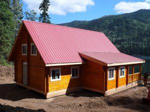 Recreational Log Cabins