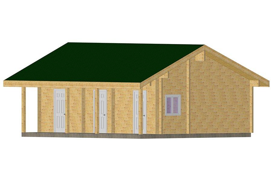 Showerhouse Cabin