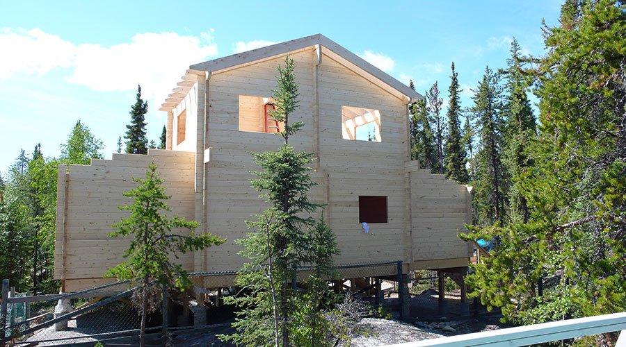 Lake Property Cabin