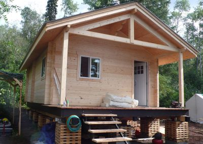BC Log Cabin Kits